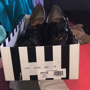 Authentic Linda Pritcher shoes